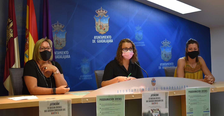El Ayuntamiento de Guadalajara programa actividades online en materia de igualdad y prevención frente a la violencia de género para jóvenes de 14 a 18 años