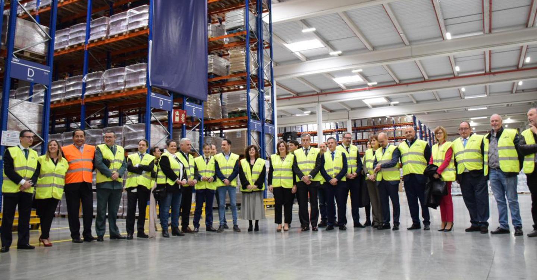 Castilla-La Mancha es la cuarta región con mayor superficie de almacenamiento del sector logístico en todo el país