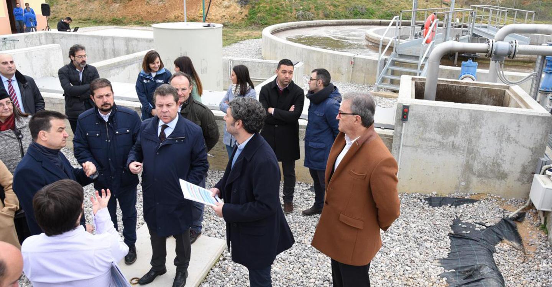 Castilla-La Mancha presentará un ambicioso Plan de Depuración antes de verano para 600 depuradoras y una inversión de 180 millones de euros en esta legislatura