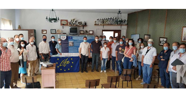 El Gobierno de Castilla-La Mancha muestra su firme compromiso con el Parque Natural del Alto Tajo con proyectos muy relevantes para el territorio