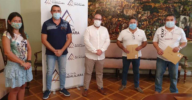 La Diputación de Guadalajara aumenta su apoyo al deporte provincial ante la incertidumbre por la crisis sanitaria