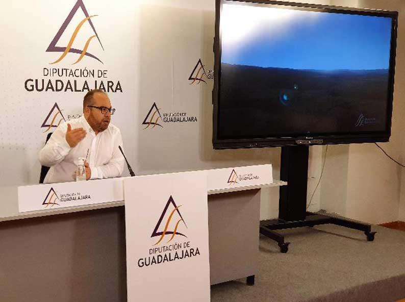 La Diputación de Guadalajara explica sus actuaciones en un documental que reivindica el papel de la institución en provincias como Guadalajara