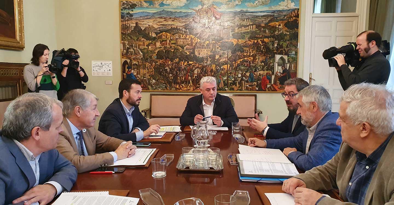 El Gobierno de Castilla-La Mancha pone al servicio de la provincia de Guadalajara 5,5 millones de euros para favorecer su transición energética