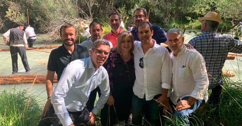 El Gobierno de Castilla-La Mancha respalda el turismo rural en el Alto-Tajo basado en actividades tradicionales e infraestructuras