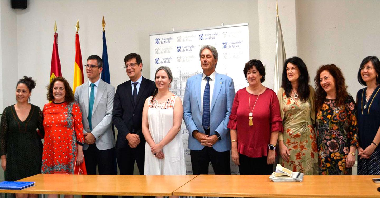 El Gobierno regional y la Universidad de Alcalá ponen en marcha la Cátedra de investigación de género 'Isabel Muñoz Caravaca'