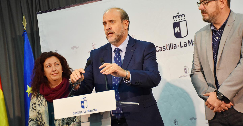 El II Plan de Impulso de los Servicios Públicos de Castilla-La Mancha contemplará una oferta de empleo público de 6.000 plazas