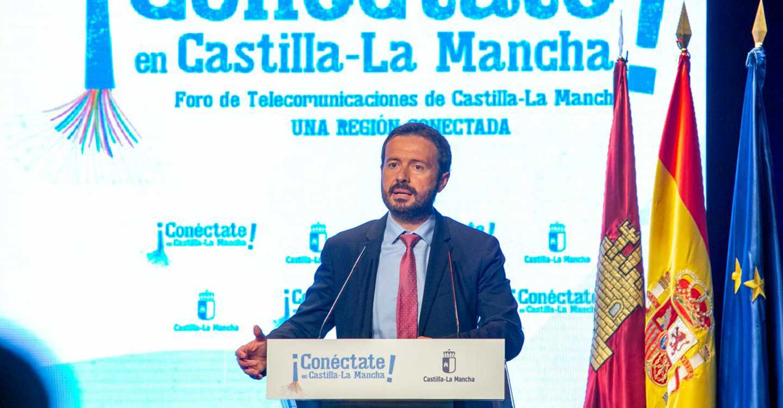 El Gobierno de Castilla-La Mancha presenta su nueva 'Estrategia regional de Telecomunicaciones' para seguir avanzando en la transformación digital de la región