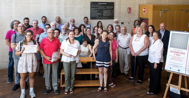 Excelente acogida para el 2º Seminario sobre la figura y la obra de Francisco Sobrino