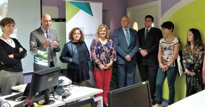 Fundación Eurocaja Rural inaugura en Alovera (Guadalajara) la IV edición de la Universidad de la Mujer Rural