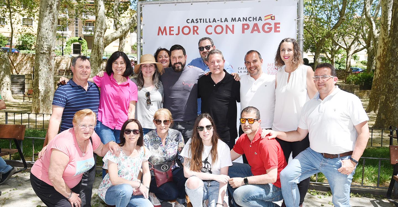 García-Page apuesta por seguir impulsando el turismo de excelencia en la próxima legislatura
