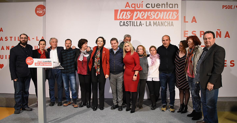 """García-Page: """"Hemos invertido un millón de euros diarios más en sanidad que con Cospedal"""""""