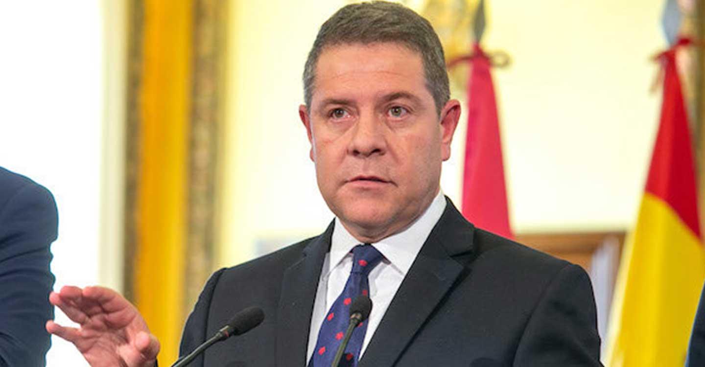 """García-Page invita a Torra a """"despejar cualquier duda"""" sobre la posible conexión entre el independentismo violento y el dinero público catalán"""