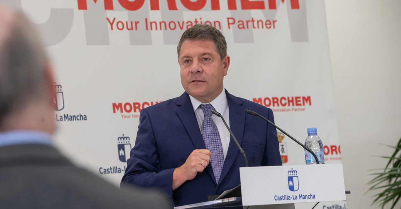 García-Page celebra que Castilla-La Mancha registre hoy el mejor comportamiento hospitalario ante el Covid de los últimos diez meses