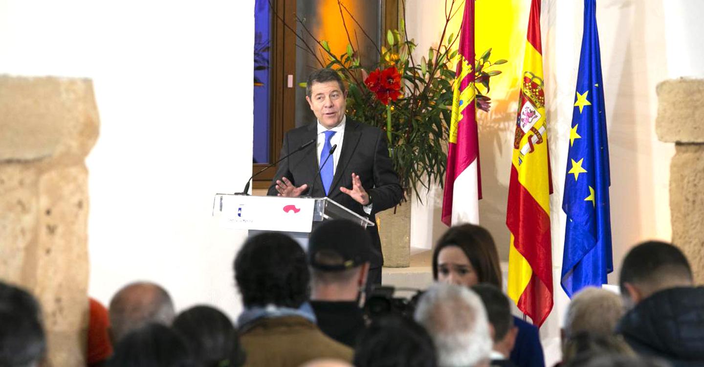 """García-Page reclama un modelo de financiación autonómica que priorice la despoblación y la dispersión para """"afrontar en serio el reto demográfico"""""""