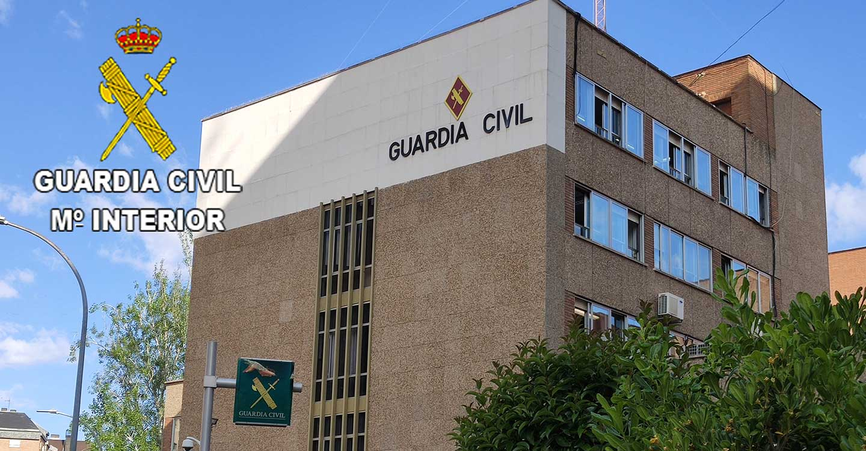 La Guardia Civil de Guadalajara celebra la festividad de la Virgen del Pilar, Patrona del Cuerpo
