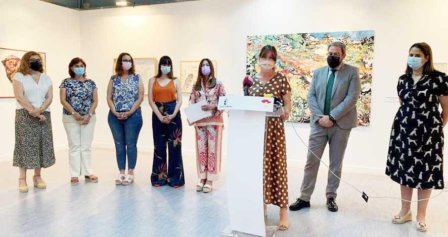 El Gobierno de Castilla-La Mancha apuesta por destacar el papel de las mujeres en el arte, visibilizar su talento y crear espacios para compartir sus obras