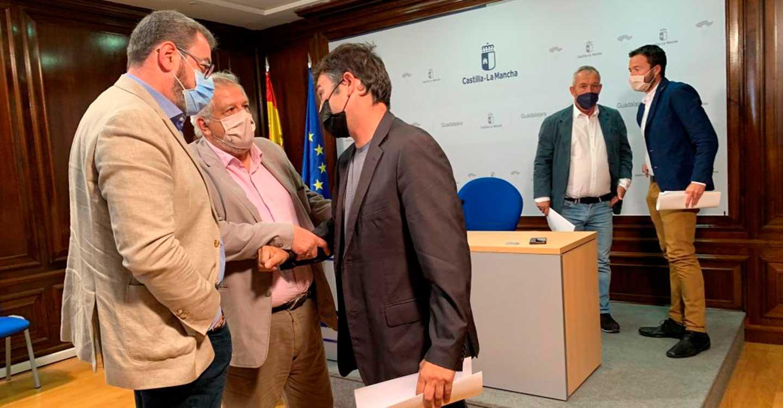 El Gobierno de Castilla-La Mancha apuesta por los espacios naturales y abrirá este verano dos nuevos puntos de información en el Parque Natural Sierra Norte de Guadalajara