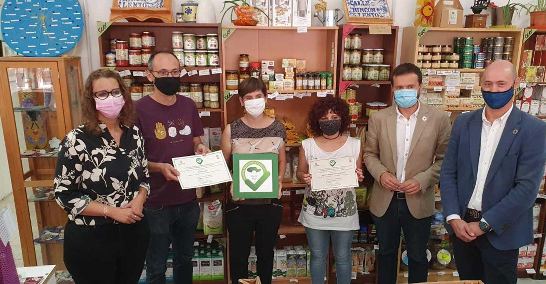 El Gobierno de Castilla-La Mancha concede los distintivos a las 'Mejores prácticas en materia de consumo' a siete entidades de la región