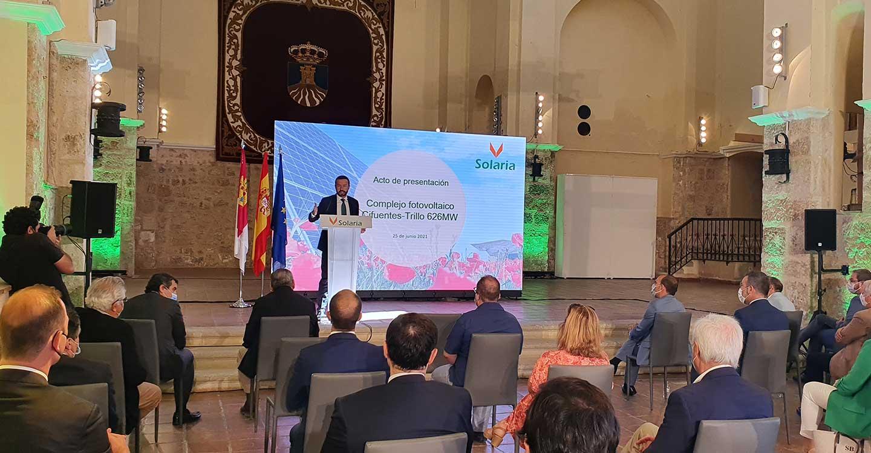 El Gobierno de Castilla-La Mancha promueve ayudas en 2021 por 52,2 millones de euros para actuaciones de transición energética de particulares, empresas y administraciones