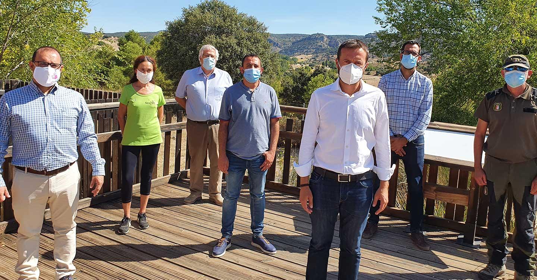 El Gobierno de Castilla-La Mancha invierte 600.000 euros para conservar sus espacios naturales protegidos durante este verano