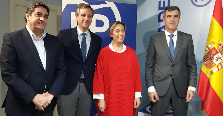 González Terol está convencido de la victoria del Partido Popular en las próximas elecciones, apostando por el espíritu de 'España suma'