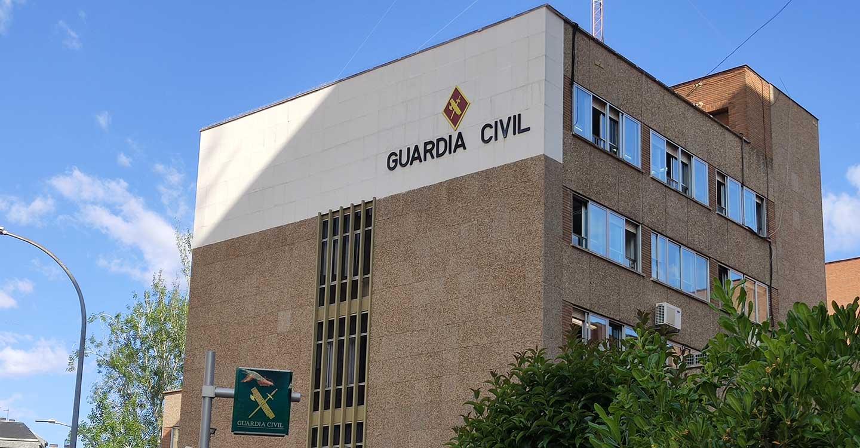 La Guardia Civil detiene a una persona en Guadalajara por difundir en instagram imágenes íntimas de una joven