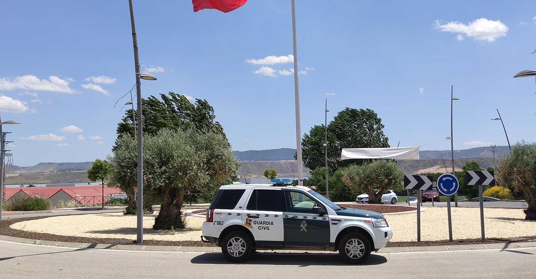 La Guardia Civil investiga a una persona y detiene a otras 4 en Azuqueca de Henares por robo con violencia e intimidación, detención ilegal y apropiación indebida
