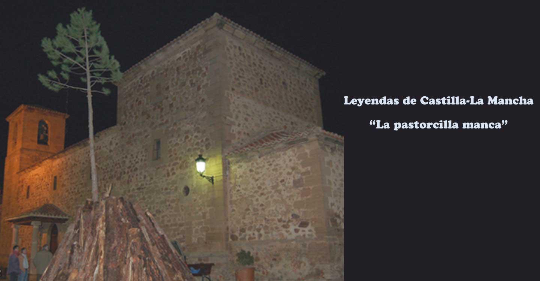 Leyendas de Castilla-La Mancha :