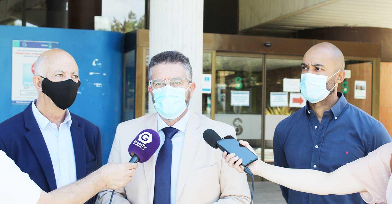 Moreno reprocha a Page que la lista de espera quirúrgica en el Hospital de Guadalajara se haya duplicado desde que está al frente de la región