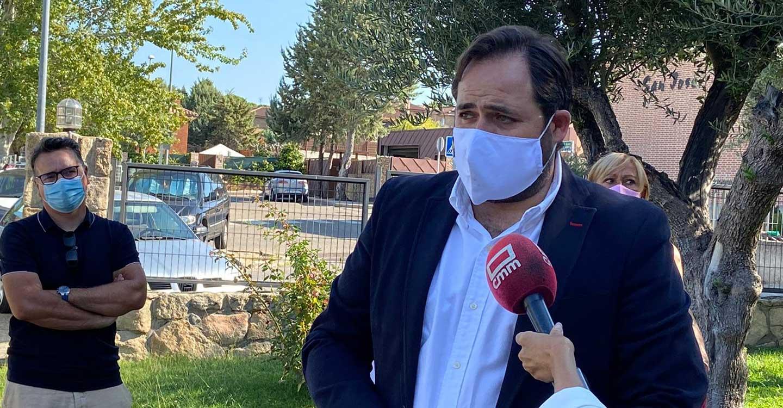 Núñez anuncia que el PP-CLM ya está trabajando en la Ley que combatirá la ocupación ilegal de viviendas