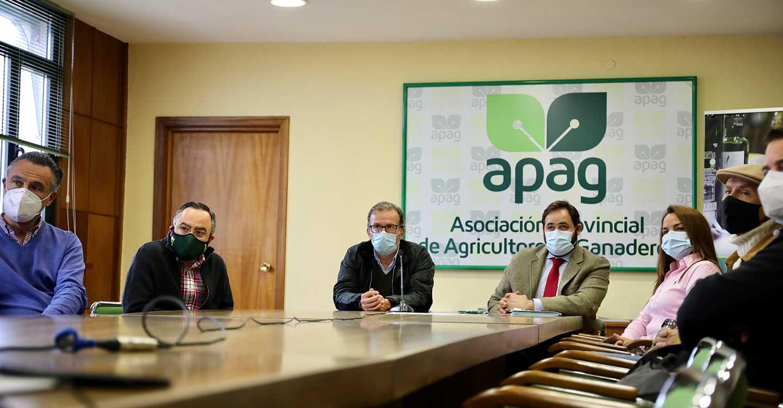 """Núñez apuesta por una PAC que no suponga la pérdida """"de un solo euro"""" para Castilla-La Mancha con compensaciones regionales para que el campo no se vea perjudicado"""