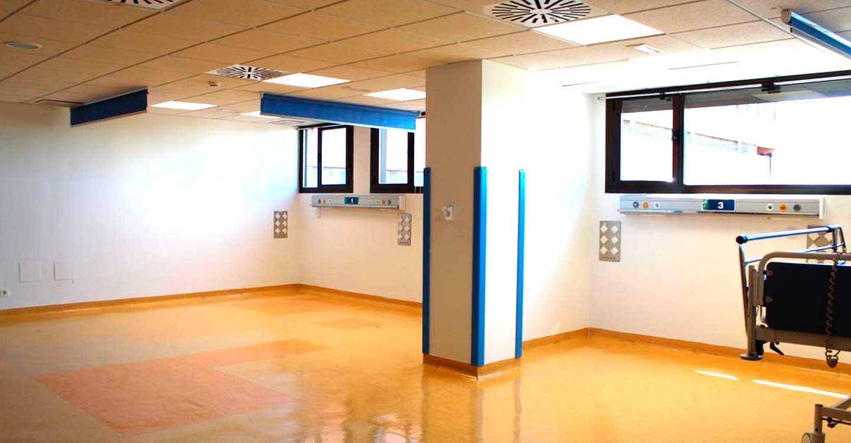 El Hospital de Guadalajara acomete obras que harán posible la instalación de camas de UCI en el área de Cirugía Mayor Ambulatoria