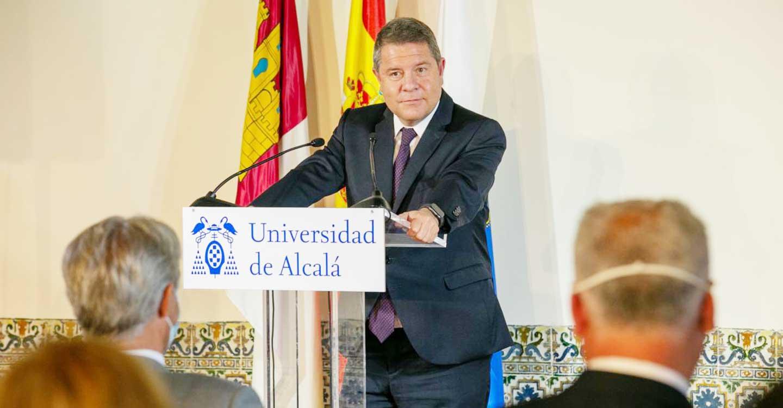 """García-Page anuncia que Castilla-La Mancha contará con """"90 millones adicionales"""" para la creación de empleo y la dinamización económica"""