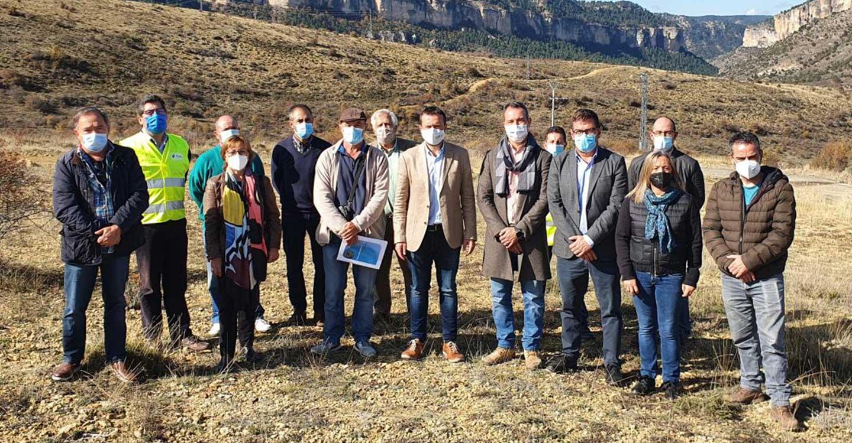 El Gobierno de Castilla-La Mancha impulsa el desarrollo sostenible de las comarcas del Alto Tajo y Molina de Aragón con inversiones superiores a 2,5 millones de euros