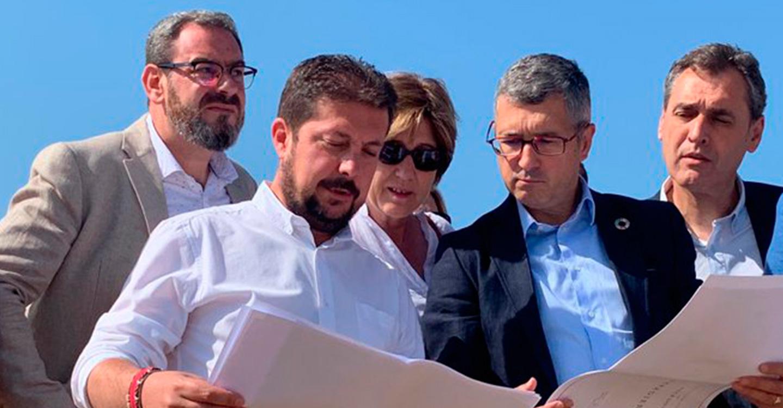 """Francisco Pérez Torrecilla: """"No vamos a entrar en ningún tipo de guerra con otra región, pero lo que tiene que tener muy claro Murcia es que vamos a defender nuestros derechos, en este caso, el agua"""""""