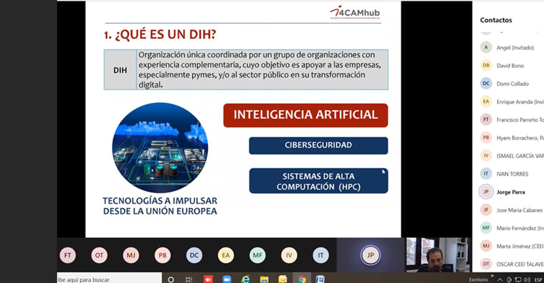 RECAMDER forma parte del Consorcio del Laboratorio de Innovación Digital promovido por ITECAM