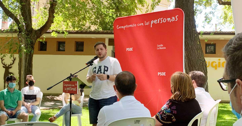 """Hernando: """"Estamos en CLM en la menor incidencia acumulada de toda España"""""""