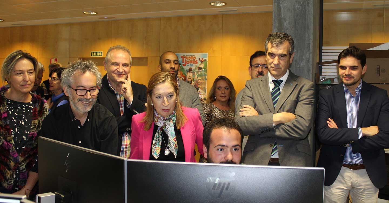 """Serrano señala que el debate electoral reafirmará que Casado es el único que habla de la """"España real"""""""