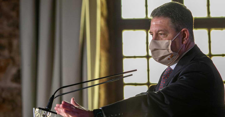 """El presidente de Castilla-La Mancha valora la """"unanimidad, acción y apoyos"""" para la declaración de Sigüenza como Ciudad Patrimonio de la Humanidad"""