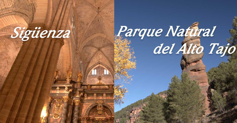 El Alto Tajo quiere ser Parque Nacional y Sigüenza patrimonio mundial de la humanidad
