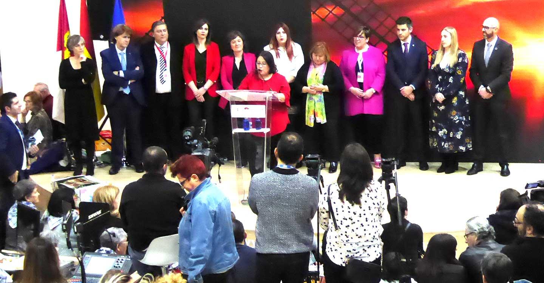 Se presenta en FITUR 2020 el calendario de actividades culturales de País del Quijote.