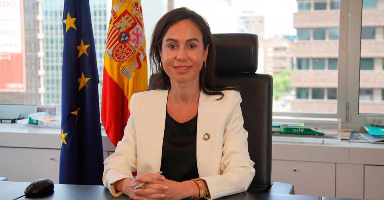 La presidenta de Adif AV firma los Acuerdos Marco con las empresas ferroviarias
