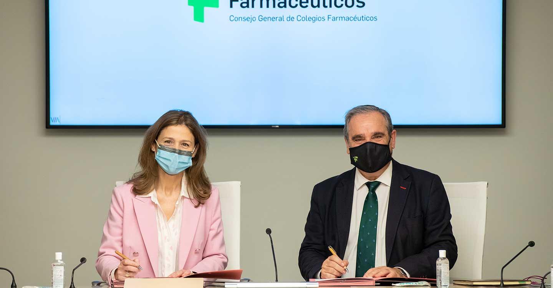 AEMPS y Consejo General de Farmacéuticos unen sus fuerzas por un uso más seguro de los medicamentos
