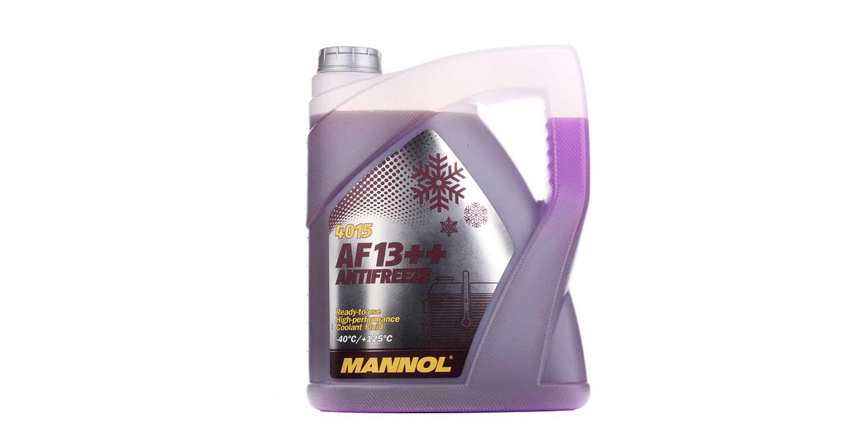 Anticongelantes Mannol ¿cual necesito para mi vehículo?