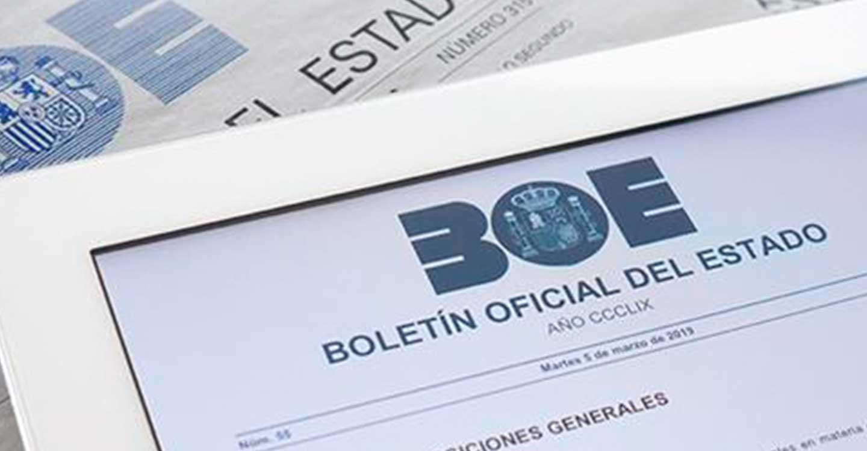 El BOE publica hoy la Orden que regula el uso obligatorio de mascarilla cuando no sea posible mantener la distancia interpersonal de 2 metros