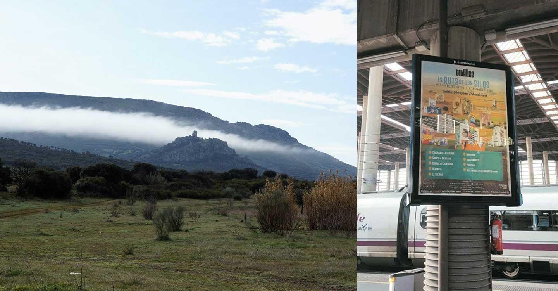 Calzada de Calatrava desembarca en FITUR para promocionar su Castillo de Salvatierra y el Silo