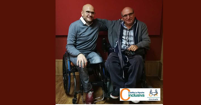 CLM INCLUSIVA Y COCEMFE ofrecen su colaboración para que el nuevo curso escolar sea seguro e igualitario para las personas con discapacidad