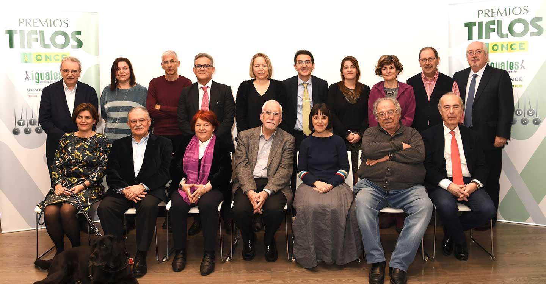 Continúa abierta la convocatoria de los Premios Tiflos de Literatura de la ONCE
