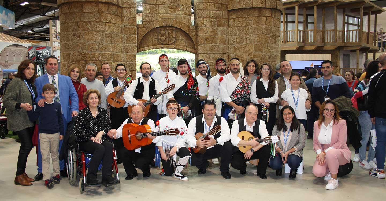La Danza del Corpus acapara todas las miradas en FITUR 2020