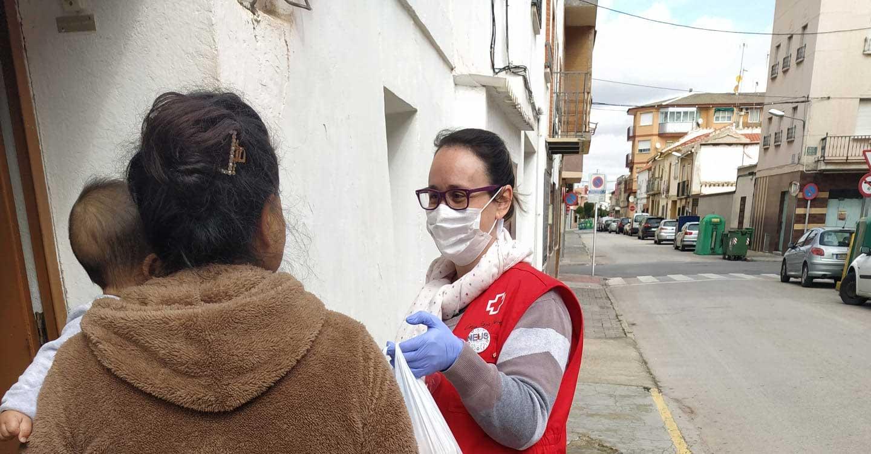 Cruz Roja RESPONDE realiza más de 74.000 intervenciones en los últimos meses